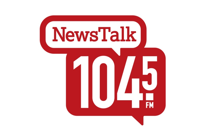 News Talk 104.5 Logo